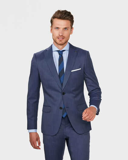 BLAZER REGULAR FIT DUDLEY HOMME Bleu vif