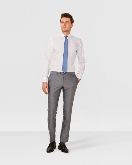 PANTALON SLIM FIT WARRICK HOMME Gris