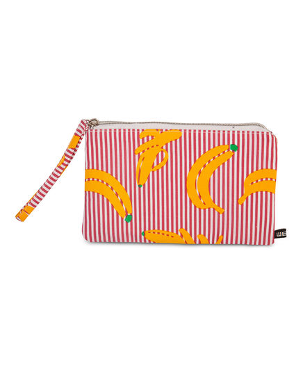 TROUSSE PRINTED MAKE-UP FEMME Rouge