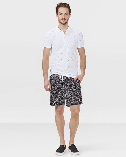 SHORT DE BAIN NO WAY HOMME Noir