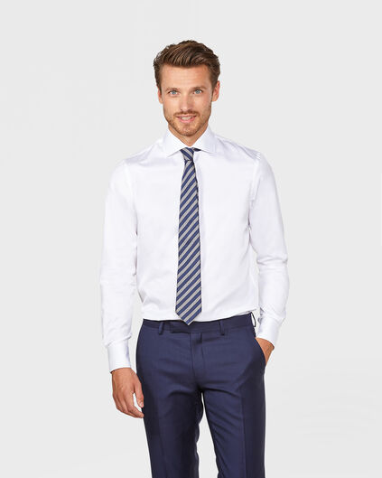 CHEMISE OXFORD HOMME Blanc