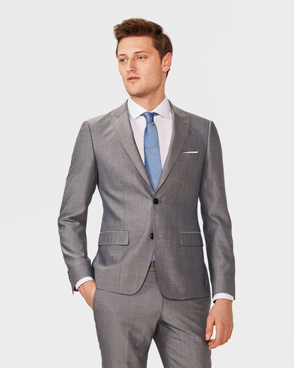 BLAZER ULTRA SLIM FIT WARRICK HOMME Gris
