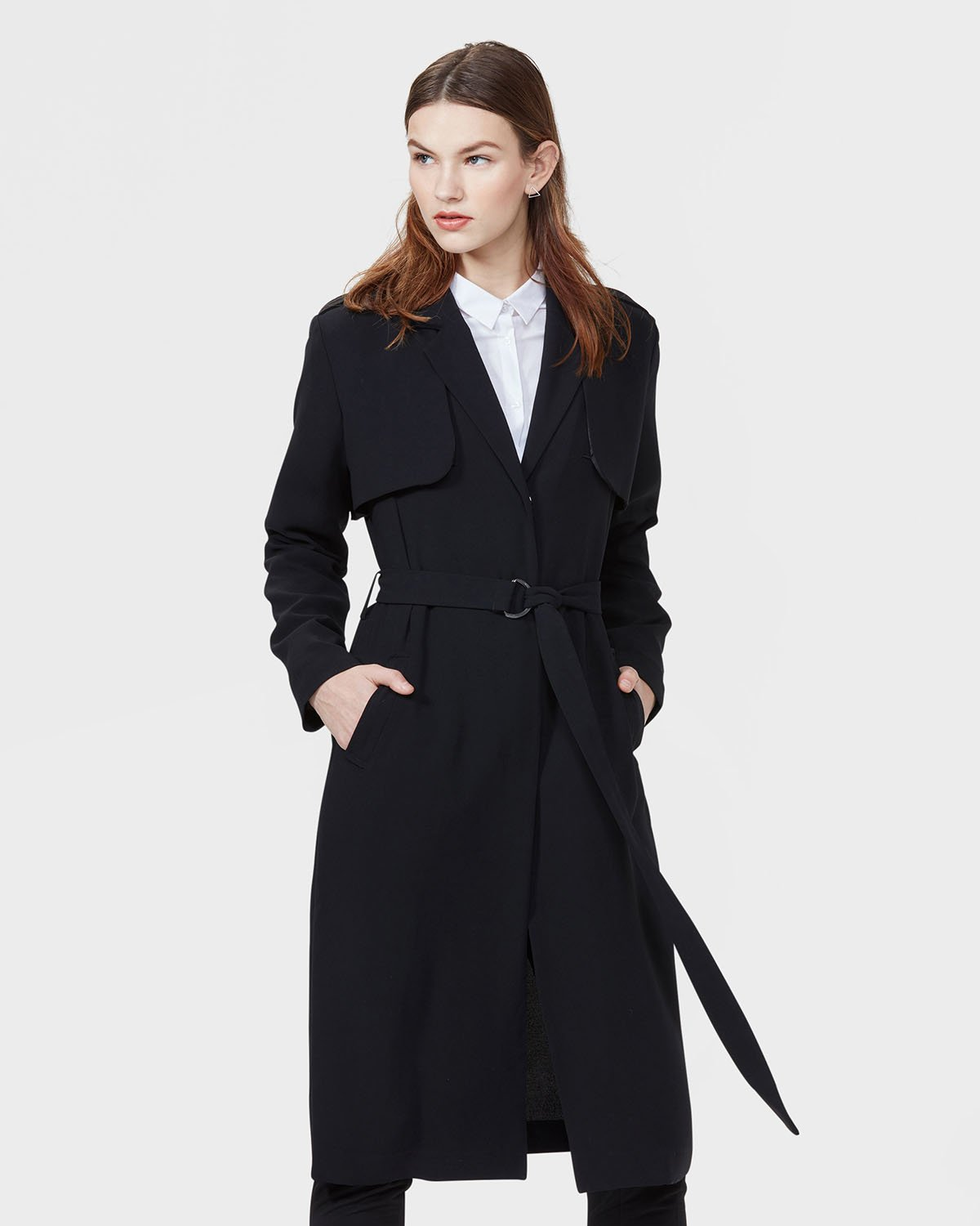 Manteau Trench Femme 79134538 We Fashion