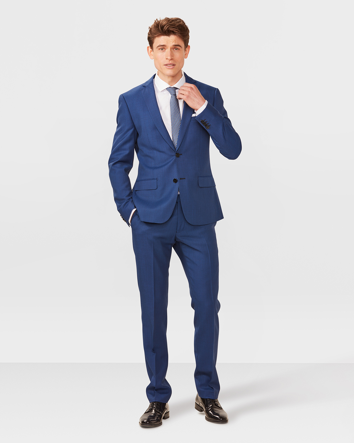 COSTUME SLIM FIT CLAUDE HOMME
