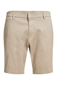 Short chino relaxed fit homme_Short chino relaxed fit homme, Beige