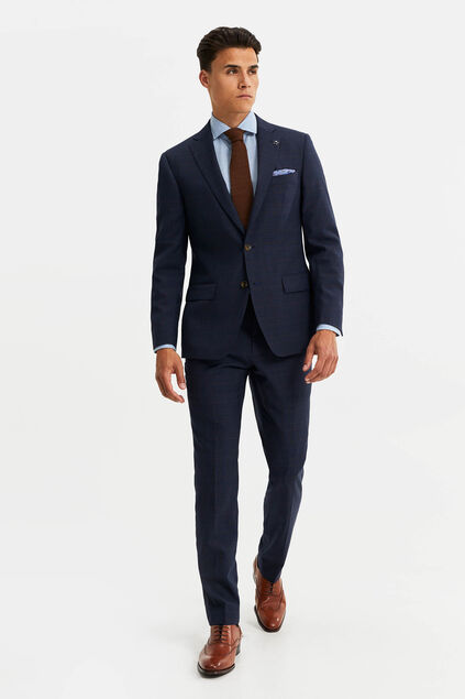 Costume homme slim fit, Virgil