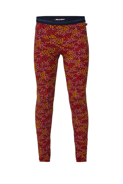 Leggings à motif fille Imprimé