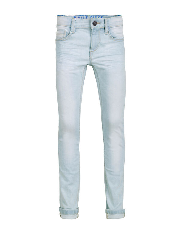 JEANS SUPER SKINNY POWER STRETCH GARÇON Gris clair