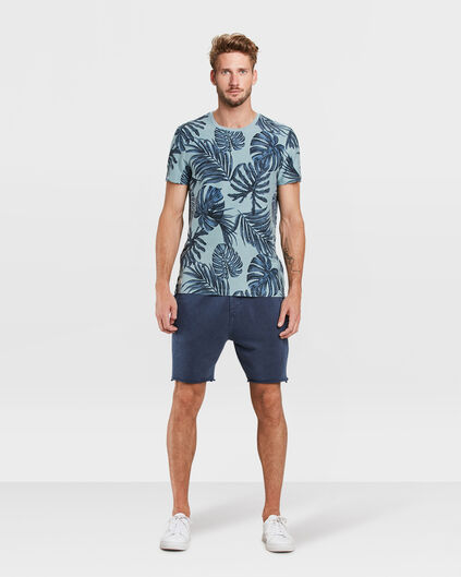 SWEAT-SHORT HOMME Bleu marine