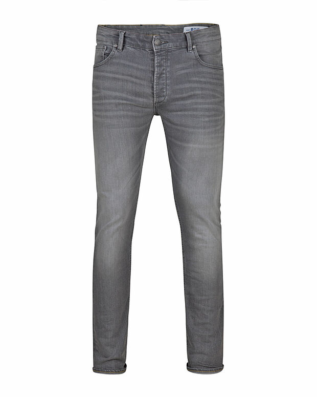 JEANS TAPRED SKINNY FIT HOMME Gris