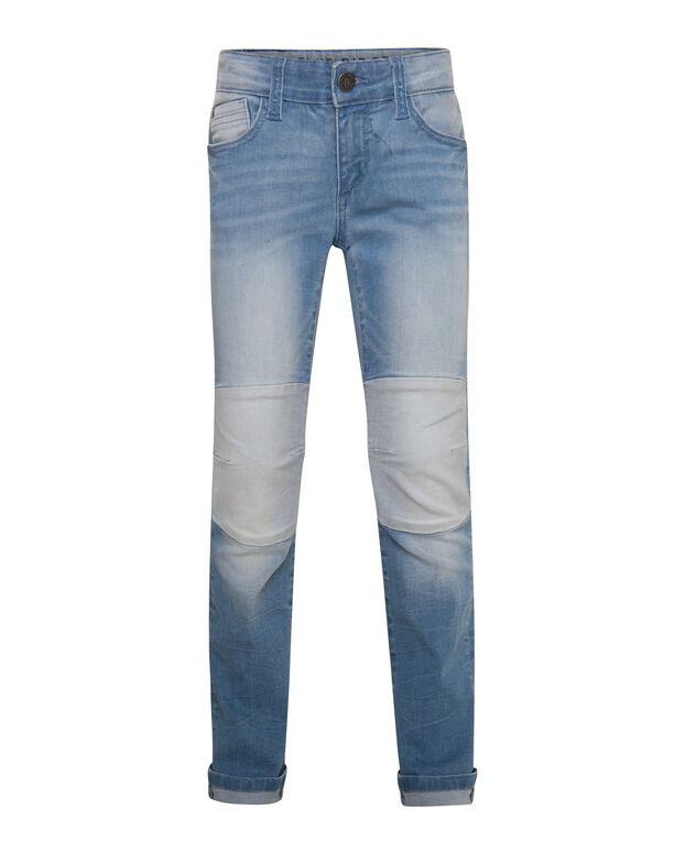 JEANS SKINNY FIT POWER STRETCH GARÇON Bleu eclair