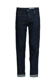 Jeans tapered de coton bio homme_Jeans tapered de coton bio homme, Bleu foncé