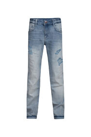 Jeans regular fit garçon_Jeans regular fit garçon, Bleu