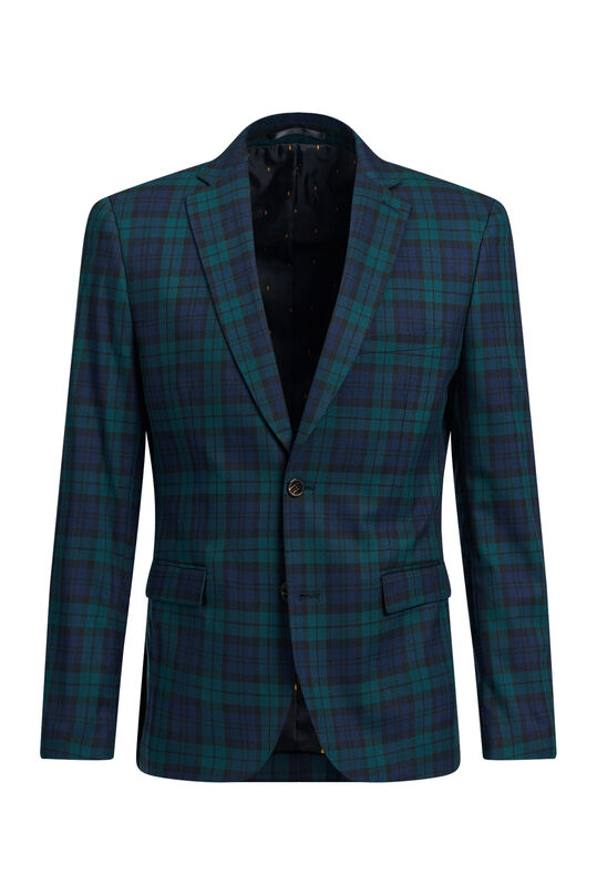 Blazer à carreaux homme, Darren Blackwatch Multicolore