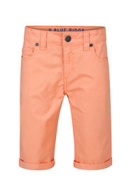 Short slim fit garçon_Short slim fit garçon, Orange