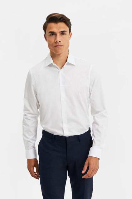 CHEMISE HOMME EASY CARE Blanc