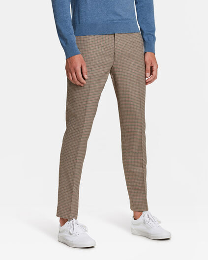 PANTALON SLIM FIT JAMEY HOMME Beige