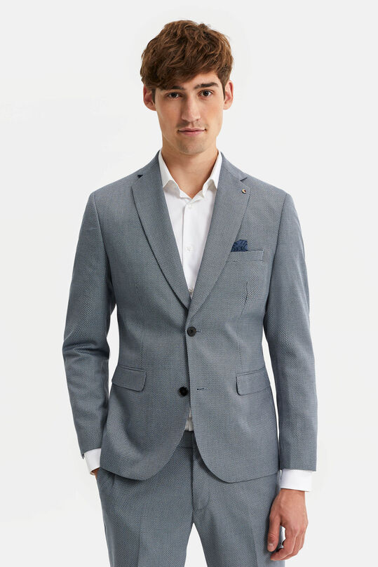 Costume slim fit à structure Herman homme