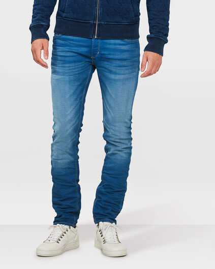 JOG DENIM SKINNY TAPERED SUPER STRETCH HOMME Indigo