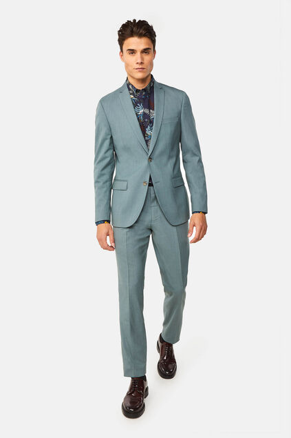 Costume regular fit stretch Dali homme