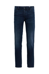 Jeans slim fit super stretch homme_Jeans slim fit super stretch homme, Bleu foncé