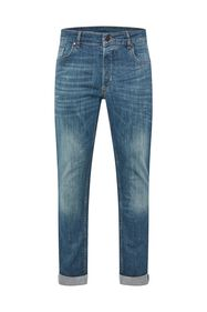 Jeans slim fit super stretch homme_Jeans slim fit super stretch homme, Bleu