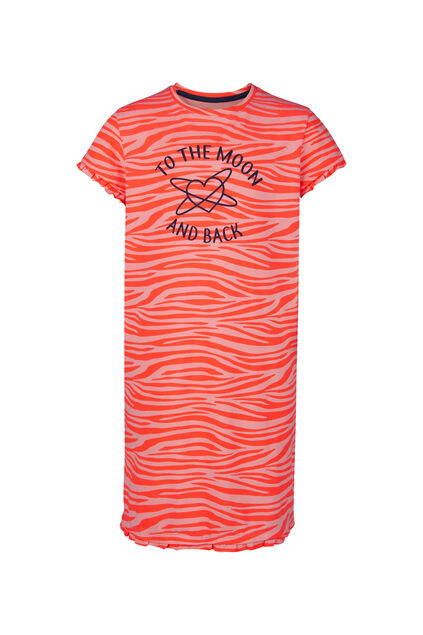 Chemise de nuit to the moon fille Rose