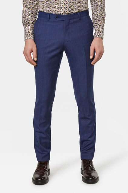 Pantalon regular fit Matera homme Bleu