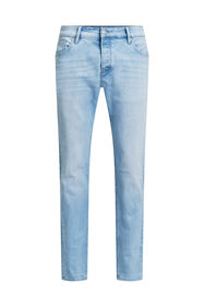 Jeans slim fit super stretch homme_Jeans slim fit super stretch homme, Bleu eclair