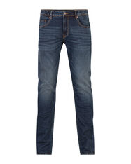 JOG DENIM REGULAR STRAIGHT HOMME_JOG DENIM REGULAR STRAIGHT HOMME, Bleu