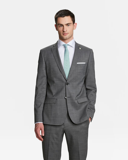 BLAZER REGULAR FIT ELGIN HOMME Gris