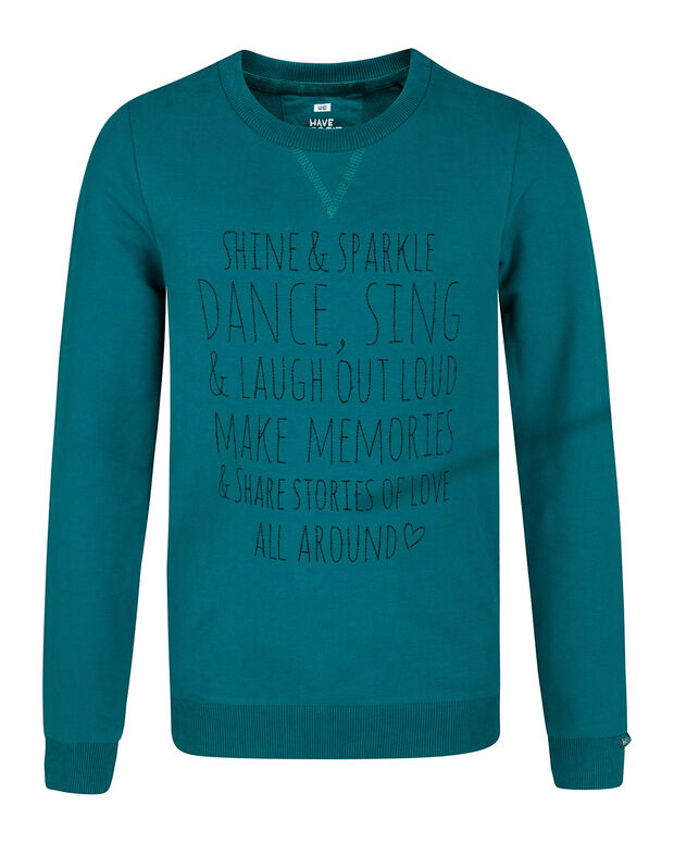 SWEAT-SHIRT SHINE PRINT FILLE l'Essence