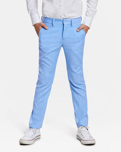 PANTALON REGULAR FIT DALI GARÇON Lavande