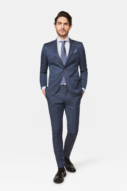Costume slim fit Livorno homme