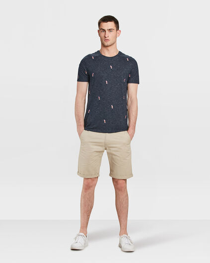 SHORT REGULAR FIT HOMME Beige