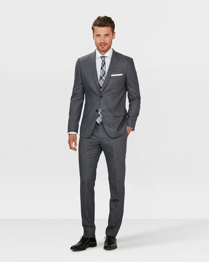 HOMME REGULAR FIT BOSTON COSTUME