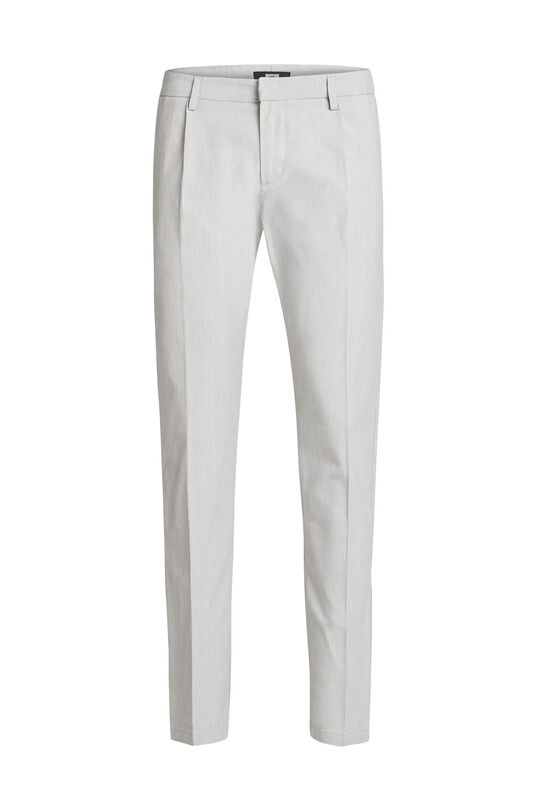 Chino slim fit avec stretch homme Gris