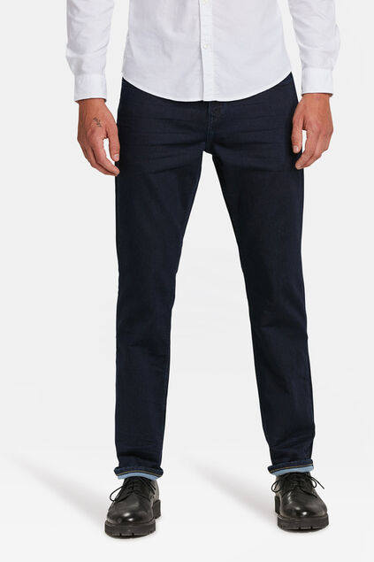 JOG DENIM RELAXED TAPERED HOMME Indigo