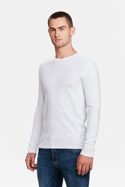 SHIRT FUNDAMENTAL Blanc