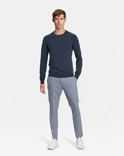 PANTALON SLIM FIT JAMEY HOMME Bleu