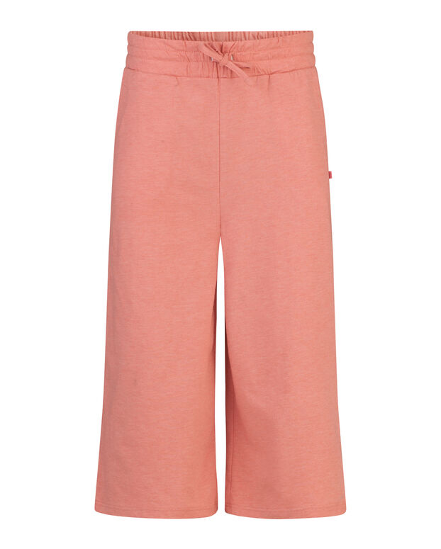 PANTALON SWEAT CULOTTE FILLE Rose