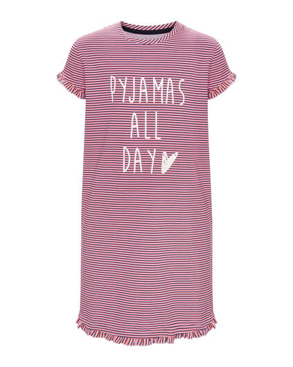 CHEMISE DE NUIT PYJAMAS ALL DAY FILLE Lavande