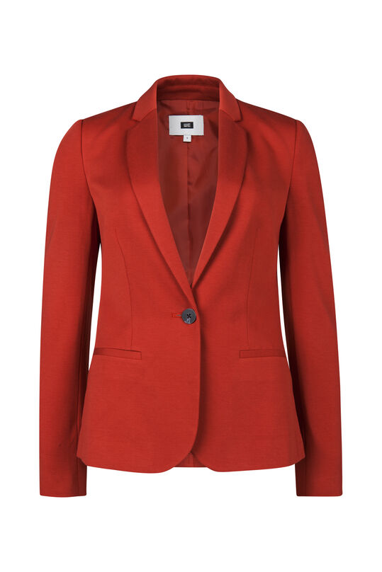 BLAZER SLIM FIT FEMME Orange
