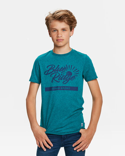 T-SHIRT BLUE RIDGE GARÇON l'Essence