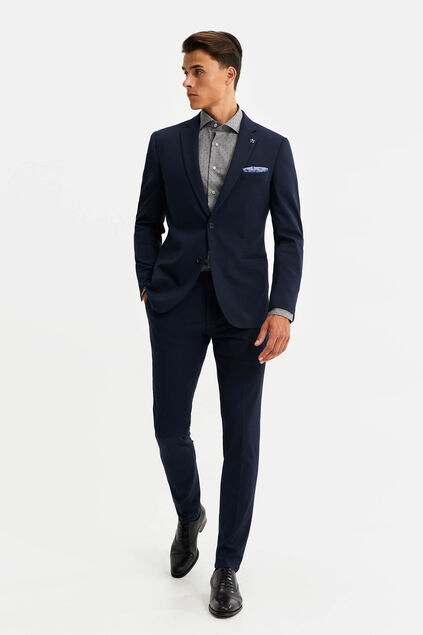 Costume homme slim fit, Verge