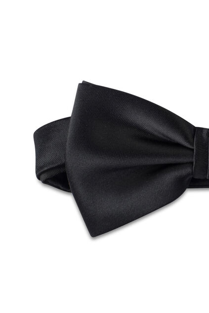 SOLID BOW TIE HOMME Noir