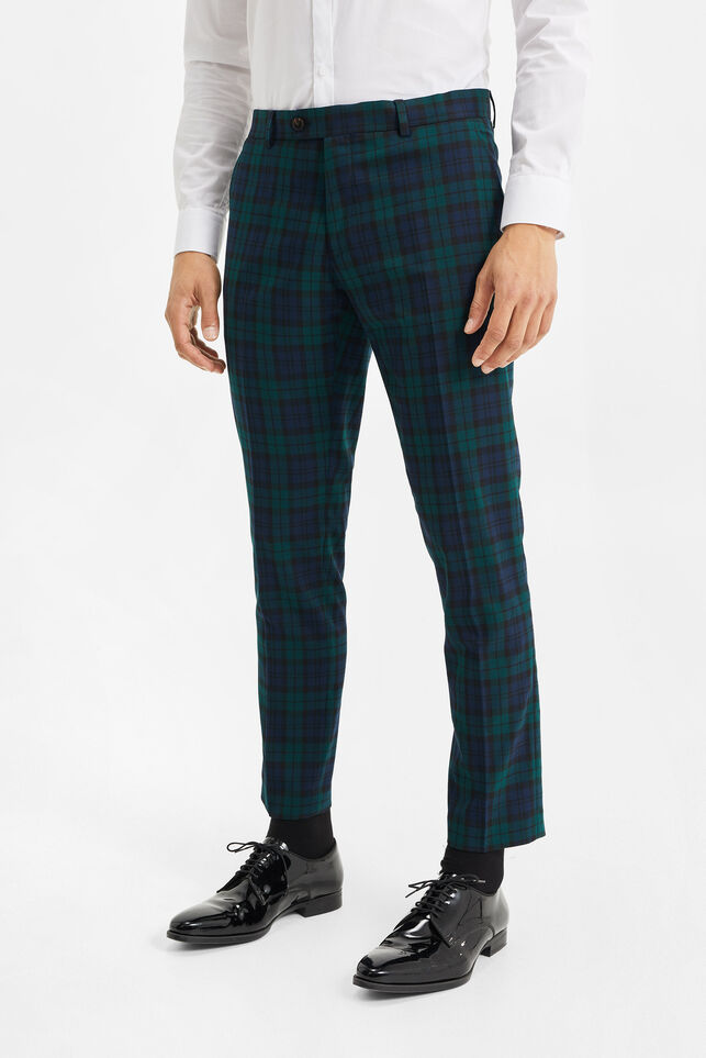 Pantalon slim fit homme, Darren Blackwatch Multicolore