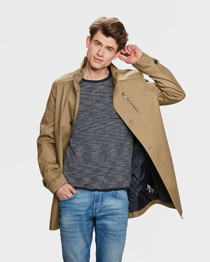 TRENCH COAT HOMME Beige