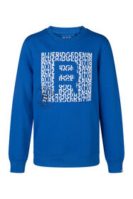 Sweat-shirt Blue Ridge garçon_Sweat-shirt Blue Ridge garçon, Bleu marine