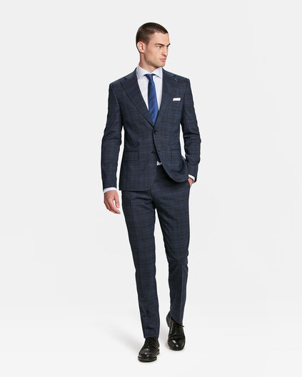 Costume homme Slim Fit Chesterfield